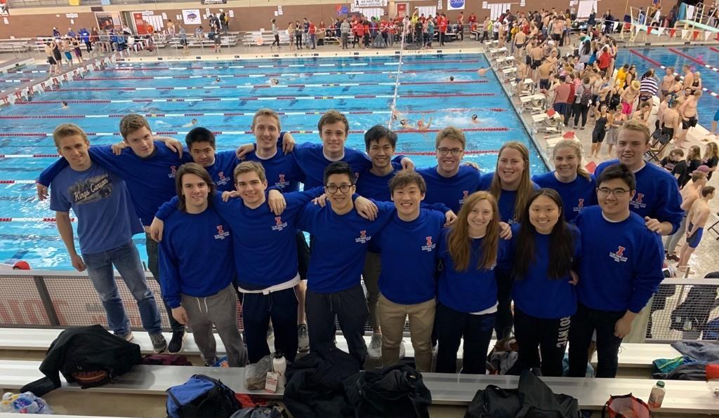 Illini Swim Club | Club Swimming at the University of Illinois